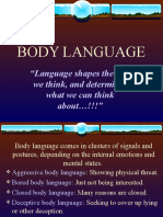 Body Language 2626