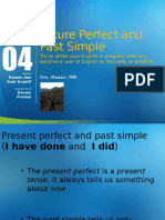 4. Module 4_Present Perfect and Past Simple