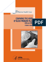 ACEIs and ARBS Blood Pressure Pills Consumer Guide