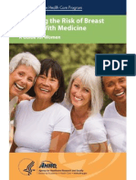 Breast Cancer Medications Consumer Guide