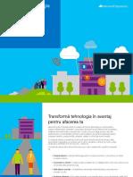Ebook - Avantajul Tehnologic - Microsoft Dynamics în Cloud.pdf
