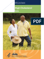 Cholesterol Treatment Consumer Guide