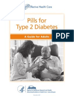 Pills for Type 2 Diabetes Consumer Guide