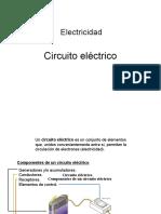 Circuito eléctrico TICS