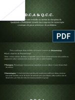 PDCA e QCC