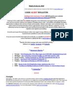 BCAP Code Alert Bulletin - July 12 2010