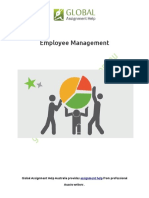 Sample on Employee Management