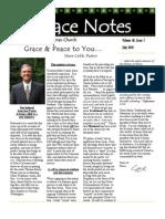 Grace Notes July 2010