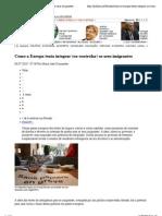Como a Europa Tenta Integrar (Ou Controlar Os Seus Imigrantes - Mundo - PUBLICO.pt