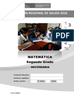 2do Grado-evaluacion de Salida Matematica (1) (1)