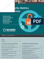 eBook- Using Security Metrics to Drive Action