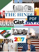 The Hindu Gist Jan 2017