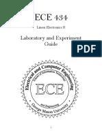 Ece Semiproject Manual