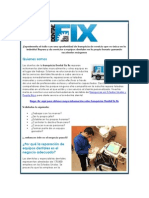 Franquicia Dental Fix Rx | Franquicia de Servicios Dentales