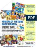 Numeracy Picture Books With Lessons (Sample Pack)