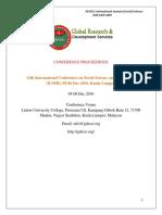 Social Science Proceedings