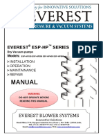 Blower Manual Everest