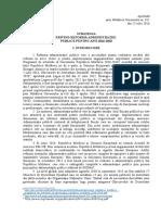 Strategia Privind Reforma Administratiei Publice Pentru Anii 2016 2020