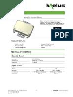 DDF0061FxV1-1 Issue2