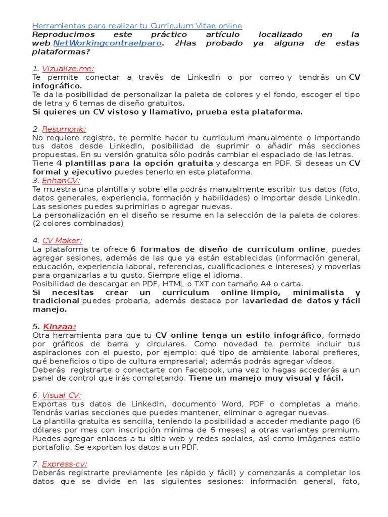 Lujo Secciones De Currículum Molde - Colección De Plantillas De ...