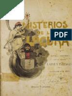 Giné i Partagás, Joan -Misterios de La Locura1