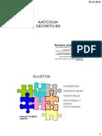 CAPACITACIÓN DECRETO 83 Y DUA  DICIEMBRE 2016 COIHUECO.pdf