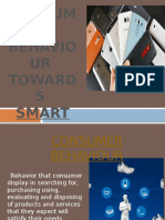 Consumer Behaviour Towards Smartphones(CB PPT)