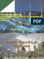 Sirah Nabawiyah 102 Kaum Munafiq Di Madinah