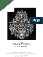 Denise Jodelet representaciones sociales.pdf