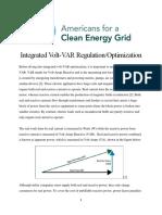 Integrated Volt VAR