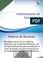 1- Familia de Windows Server