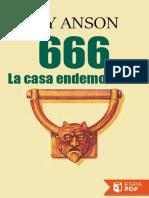 666. La Casa Endemoniada - Jay Anson