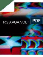 RGB VGA VOLT Software Guide