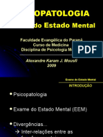 Psicopatologia  Medica
