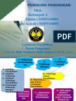 Landasan Psikologi Pendidikan.ppt. Kelompok 4