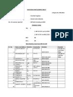 Kwa Ae Sample Rotation Chart