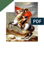 Biografía de Napoleón Bonaparte