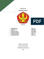 Unit-unit Usaha, Transfer Price, By 155