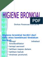 Higiene Bronkial