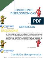 Charla 9 Condiciones Disergonimicas.pptx