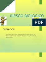 Charla 7 Riesgo Biologico.pptx