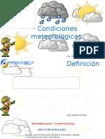 Charla 8 Condiciones Metereologica.pptx