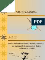 Salud Laboral II