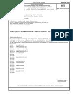 [DIN en ISO 12215-1-2001-02] -- Kleine Wasserfahrzeuge - Rumpfbauweise Und Dimensionierung - Teil 1- Werkstoffe- Härtbare Harze, Ver