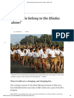 Does India Belong to the Hindus Alone_ - Blogs - DAWN