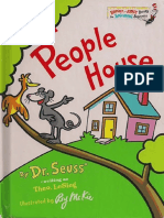 In a People House by Dr Seuss