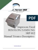 VE-SRP812-Manual Técnico - Descriptivo (v. 1.01)