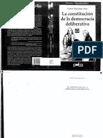 Nino Carlos Santiago-La Constitución de La Democracia Deliberativa-Gedisa (1997)