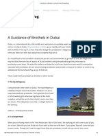A Guidance of Brothels in Dubai _ Dubai Happy Blog