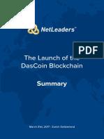 DasCoin - Zurich Event Summary